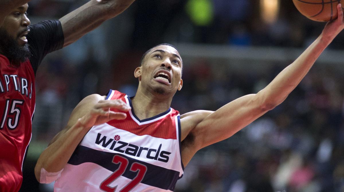 Wyniki NBA: 28 punktów Portera. Gortat zbiórkę od double-double