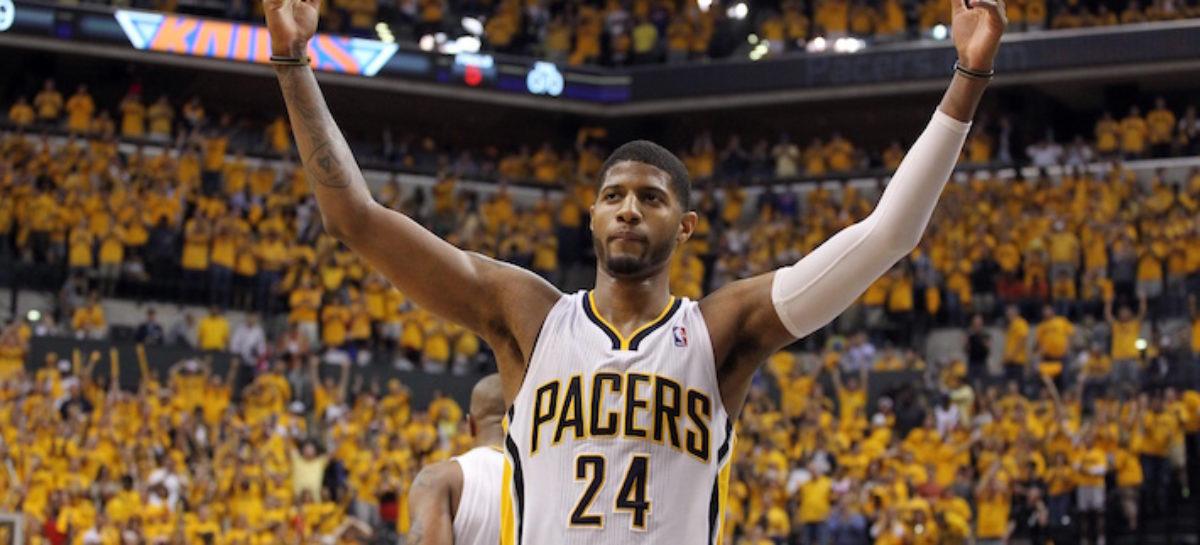 NBA: Pacers zaproponowali George'a ekipie mistrzów