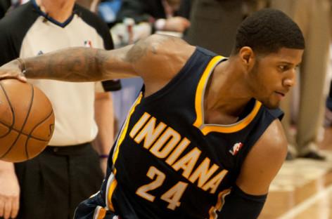NBA: Paul George chce zostać w Pacers