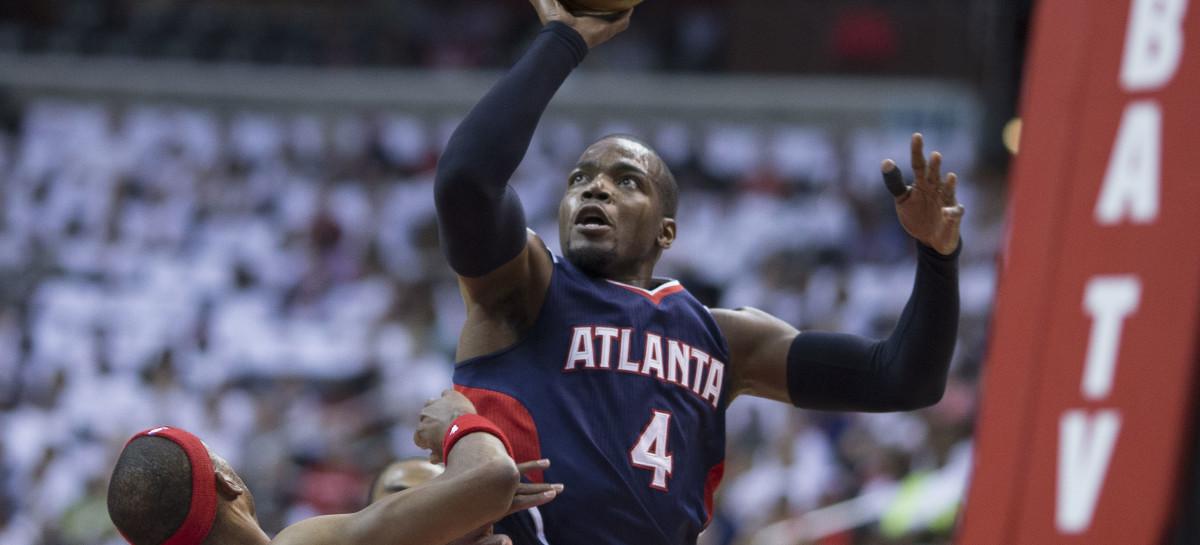 NBA: Millsap przetestuje rynek wolnych graczy