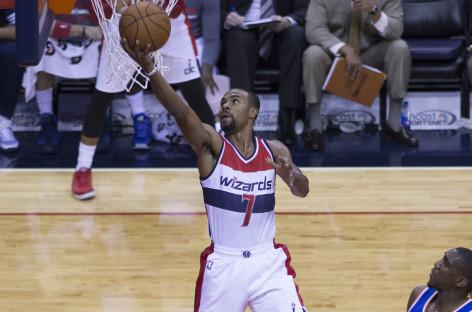 Wyniki NBA: Wizards wygrywają na koniec, Gortat odpoczywał
