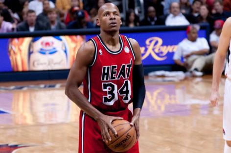 Curry: Allen to najlepszy strzelec w historii