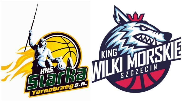 Siarka Tarnobrzeg – King Wilki Morskie Szczecin 69:81