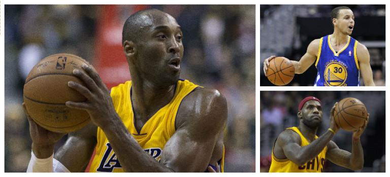 NBA: Kobe zwyciężył, znamy pierwsze piątki ASG