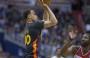 Wyniki NBA: Thunder nie zatrzymali Warriors, seria trwa