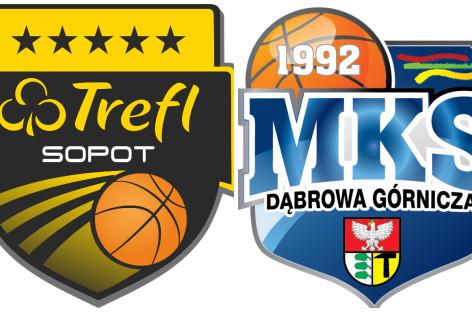 Trefl Sopot – MKS Dąbrowa Górnicza 65:67