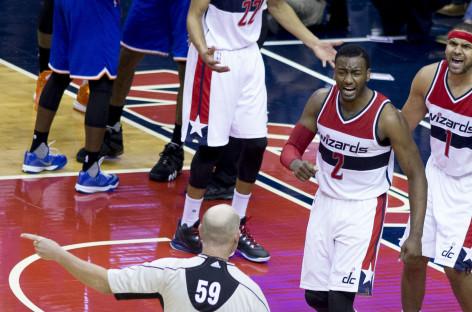 Wyniki NBA: Bolesna porażka Wizards, double-double Gortata