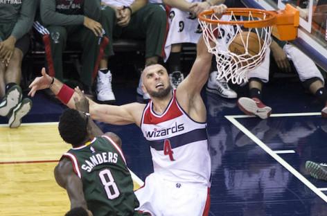 Gortat graczem tygodnia w NBA!