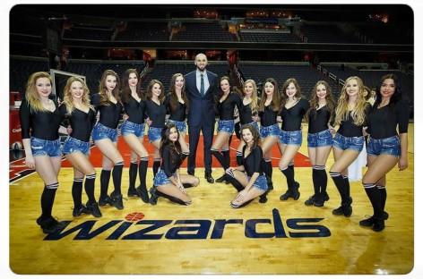 Cheerleaders Gdynia wystąpią na meczu Wizards!