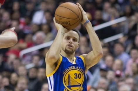 NBA: Noc rekordów Stephena Curry'ego