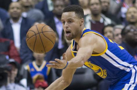 NBA: Brzydki uraz kostki Curry'ego