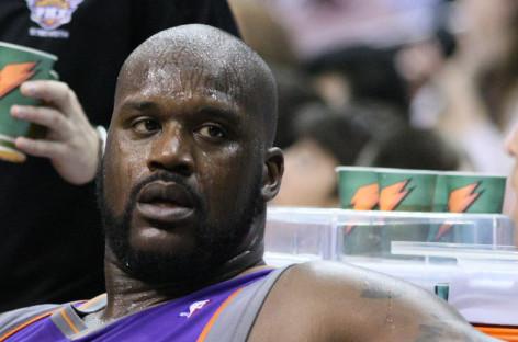 NBA: O'Neal zostanie szeryfem?