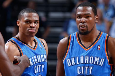 Zapowiedź Play-offów: Thunder – Mavericks