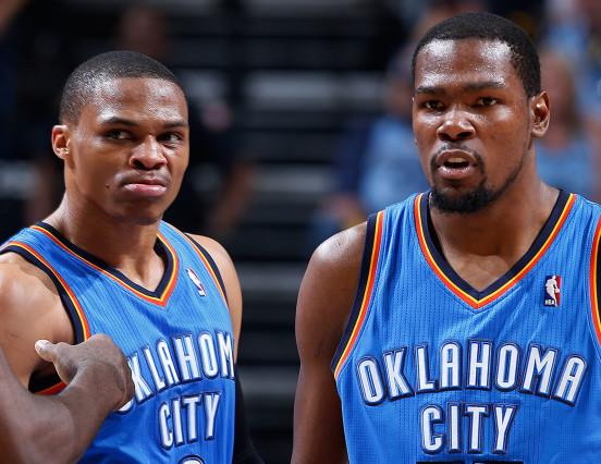Wyniki NBA: Niespodzianka w Oklahomie, Thunder o krok od Finałów NBA!