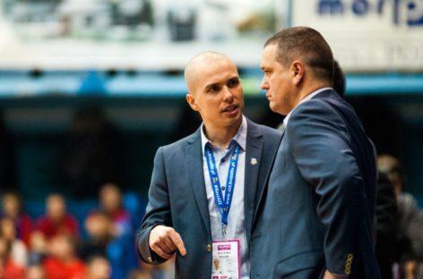 P.Frasunkiewicz i K.Sadowski trenerami kadry B