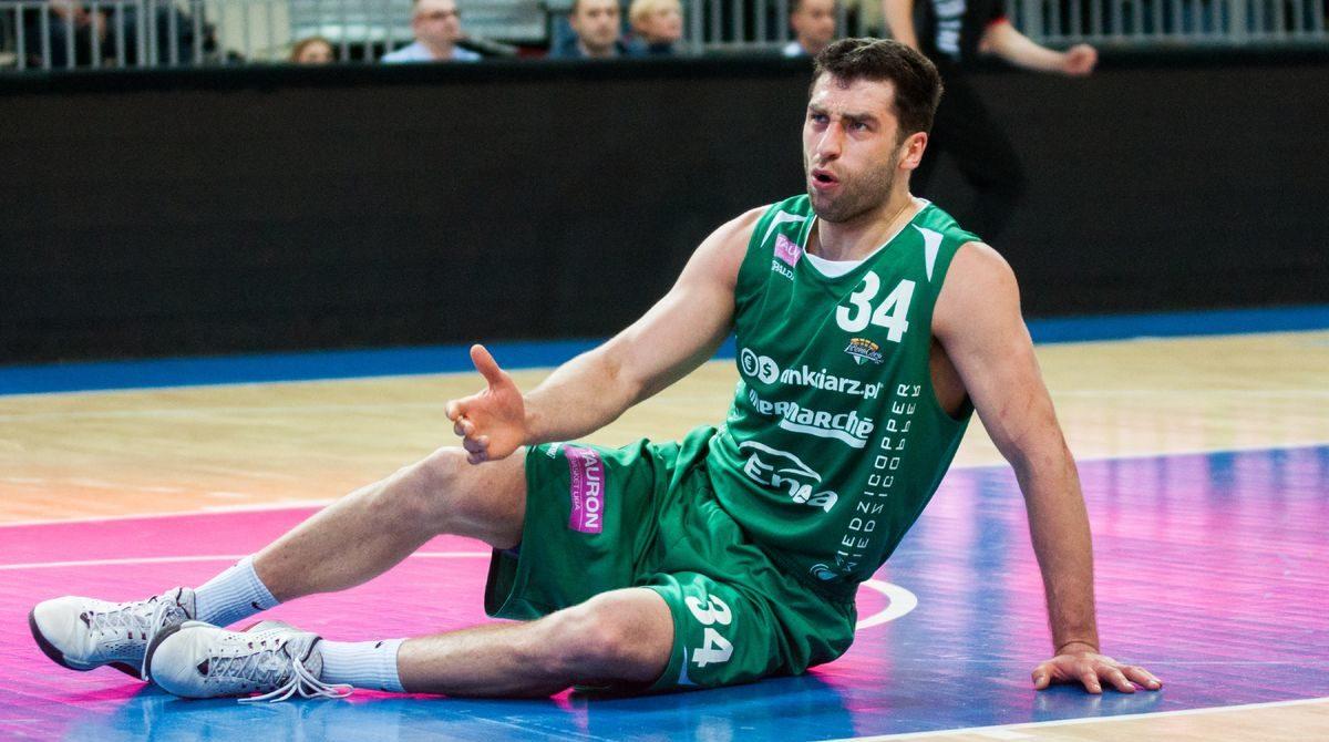 PLK: Adam Hrycaniuk zostaje w Zielonej Górze