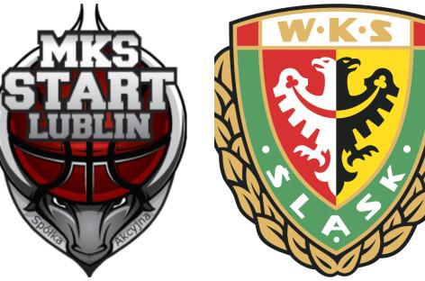 Start Lublin – WKS Śląsk Wrocław 72:79