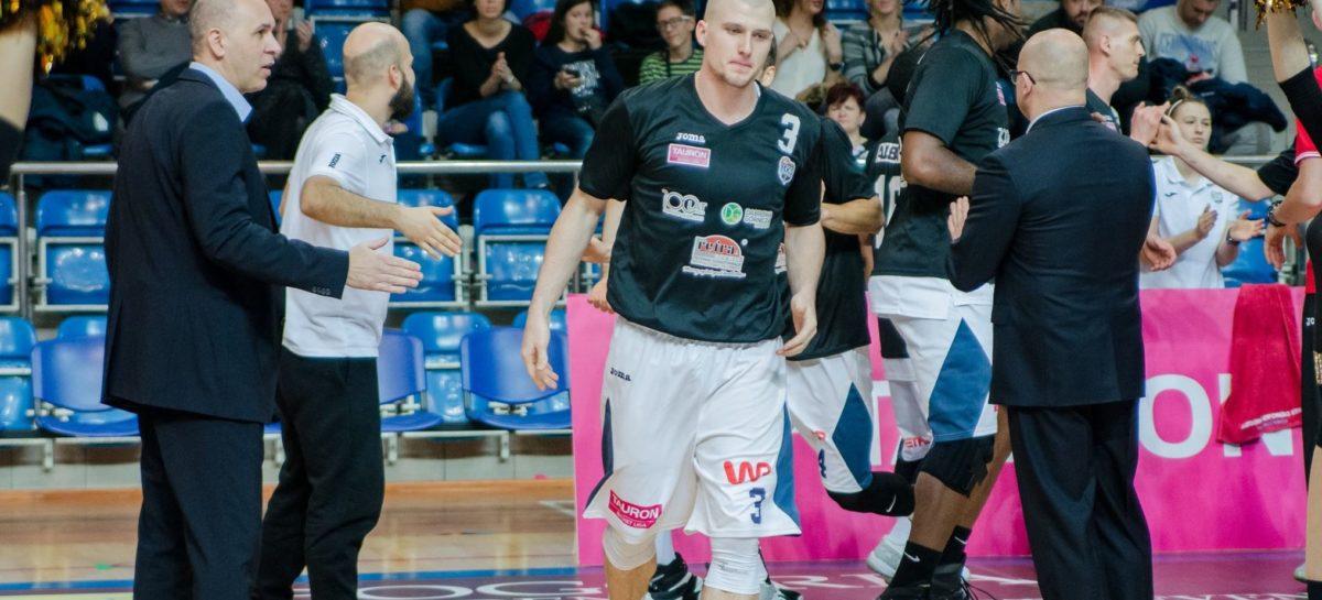 TBL: Mateusz Dziemba w Starcie Lublin, inni blisko pozostania w klubie