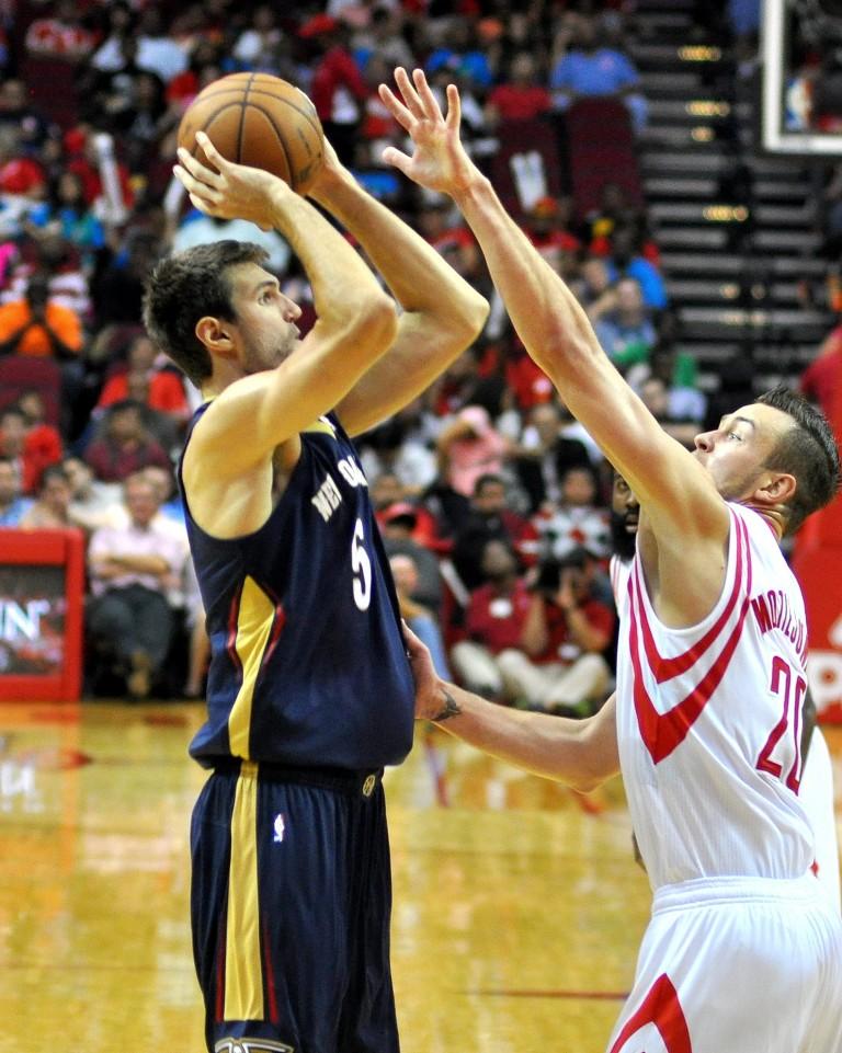 NBA: Są wymiany, Pistons dogadali się z Rockets