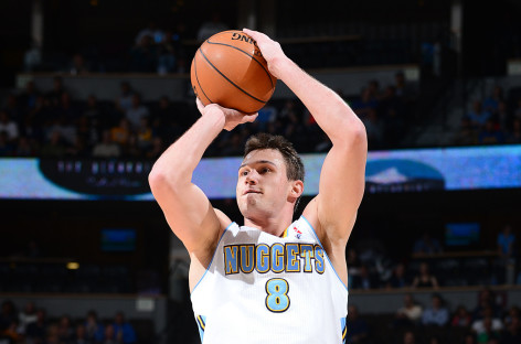 NBA: Gallinari przeprasza za swoje zachowanie