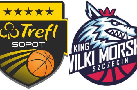 Trefl Sopot – King Wilki Morskie Szczecin 73:75