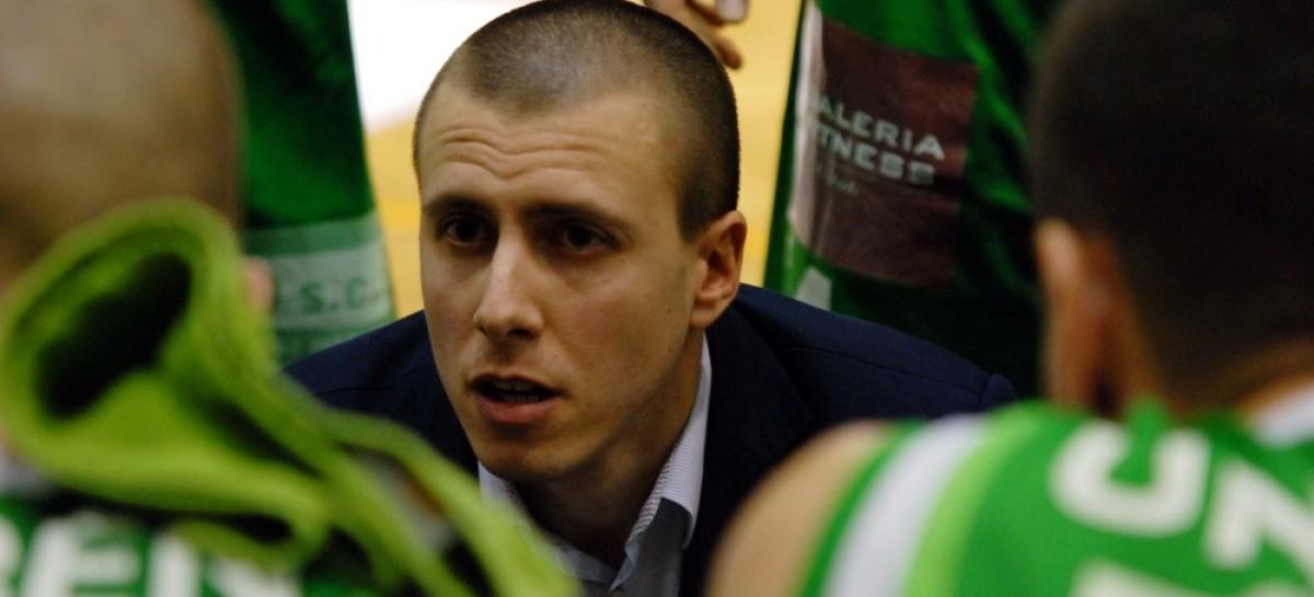 1LM: Marek Zapałowski pozostanie trenerem Znicza Basket Pruszków