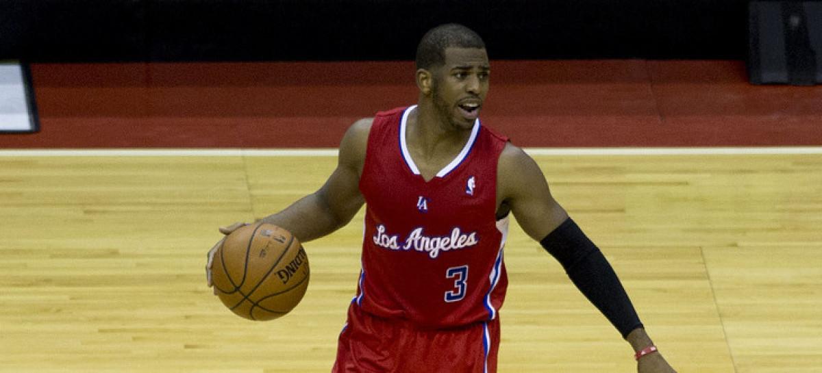 NBA: Chris Paul przekroczył kolejną granicę