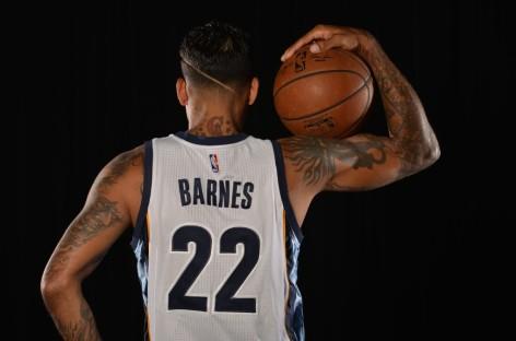 NBA: Matt Barnes podejrzany o pobicie kobiety