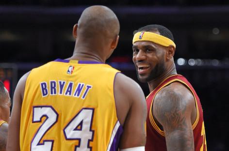 NBA: Jak koszulkę Kobego Bryanta zamienić na jersey Lonzo Balla?