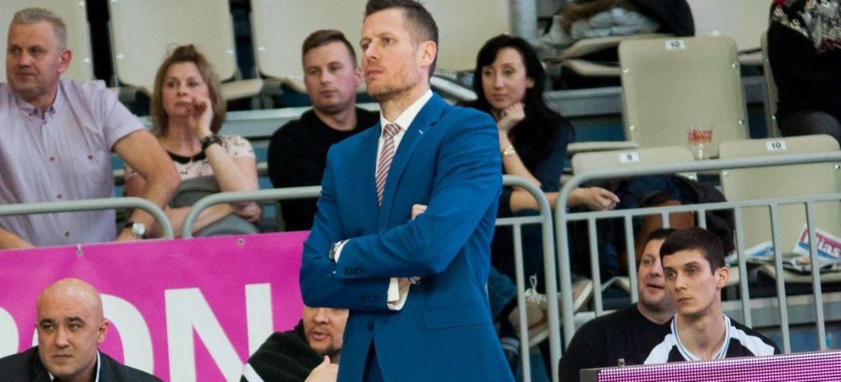 TBL: Ignatowicz oficjalnie trenerem AZS-u Koszalin