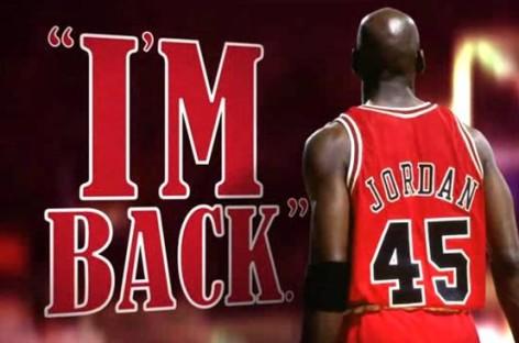NBA: Minęło 21 lat od powrotu Michaela Jordana!