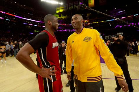 Video: Pożegnalny blok Wade'a na Bryancie