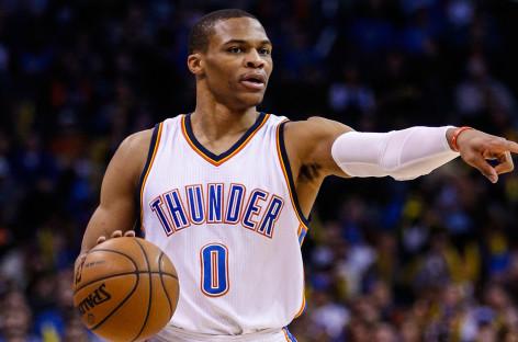 NBA: Westbrook pokonał nawet Larry'ego Birda