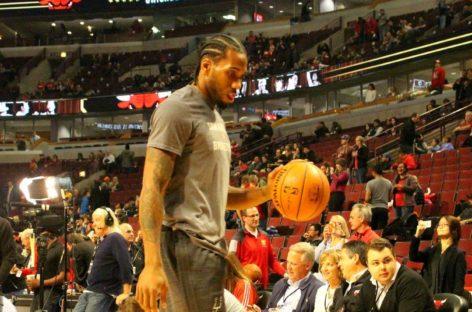 NBA: Spurs nie mogą być pewni Leonarda