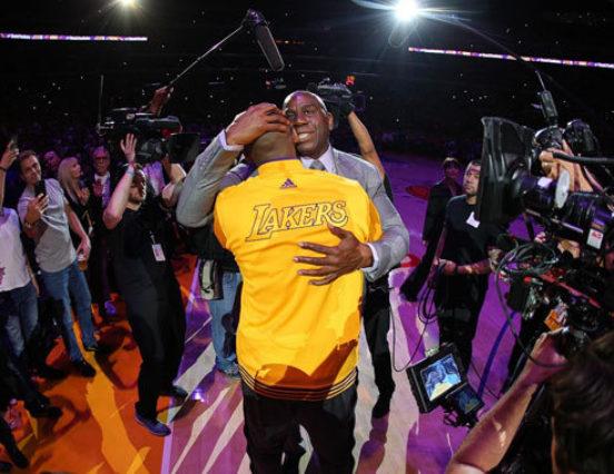 NBA: Lakers pod presją? Chcą pozyskać gwiazdę Heat!