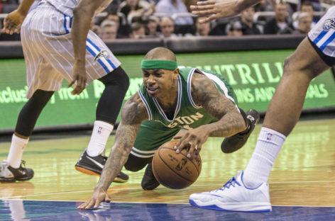 Wyniki NBA: Kontuzja Davisa, triple-double Paytona, tylko 86 punktów Warriors