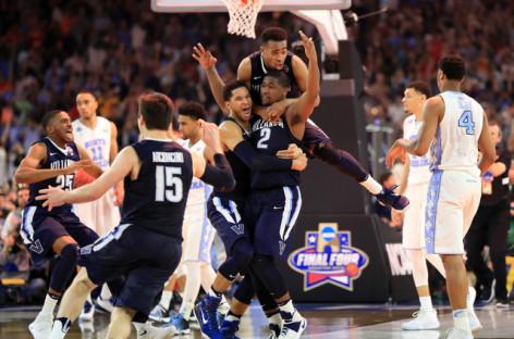 NCAA: Niesamowity finał!