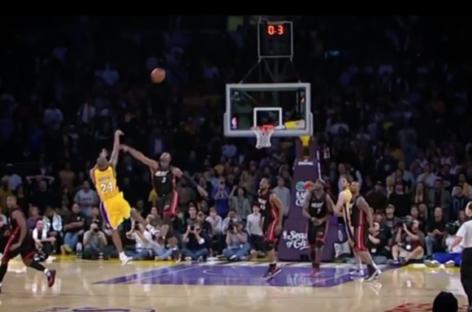 Kobe Bryant – składamy hołd – specjalne video
