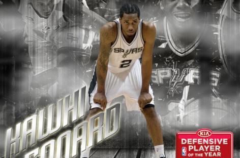 NBA: Liga wybrała najlepszego defensora!