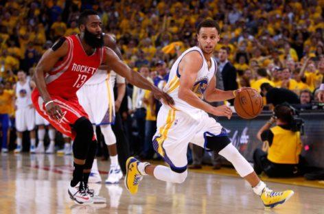 Zapowiedź Play-offów: Warriors – Rockets