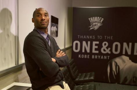 NBA: Wysokie zyski ze sprzedaży gadżetów Bryanta