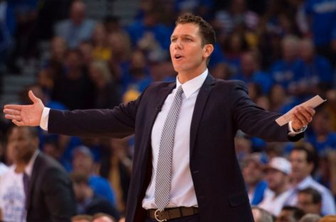 NBA: Walton i Ball mają inny pogląd na wychowanie Lonzo