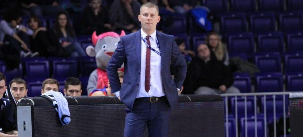 PLK: Marek Łukomski trenerem Czarnych Słupsk