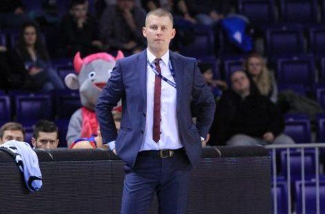 Łukomski: Nie możemy rzucać w kwarcie trzech punktów