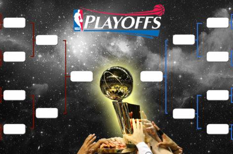 NBA: Kto z kim w play-off 2016?