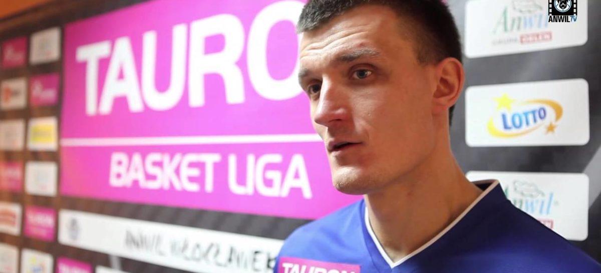 TBL: Łukasz Majewski wraca do Ostrowa!
