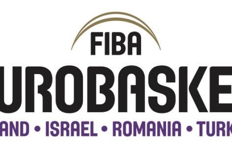 FIBA zaprezentowała logo EuroBasketu 2017