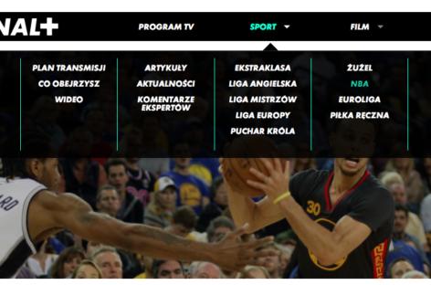 NBA: Wszystkie mecze finałów konferencji na żywo w Canal+ Sport