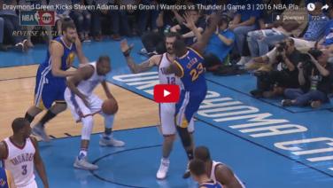 NBA: Za to mogli Greena zawiesić