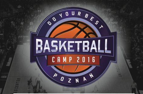 TBL: W lipcu rusza Do Your Best Basketball Camp Poznan 2016